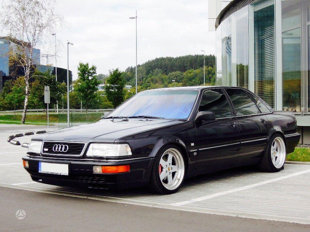 Kelebihan Audi V8 Harga