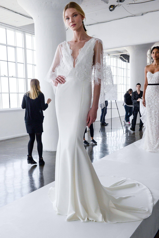 Marchesa bridal spring fashion show marchesa bridal marchesa