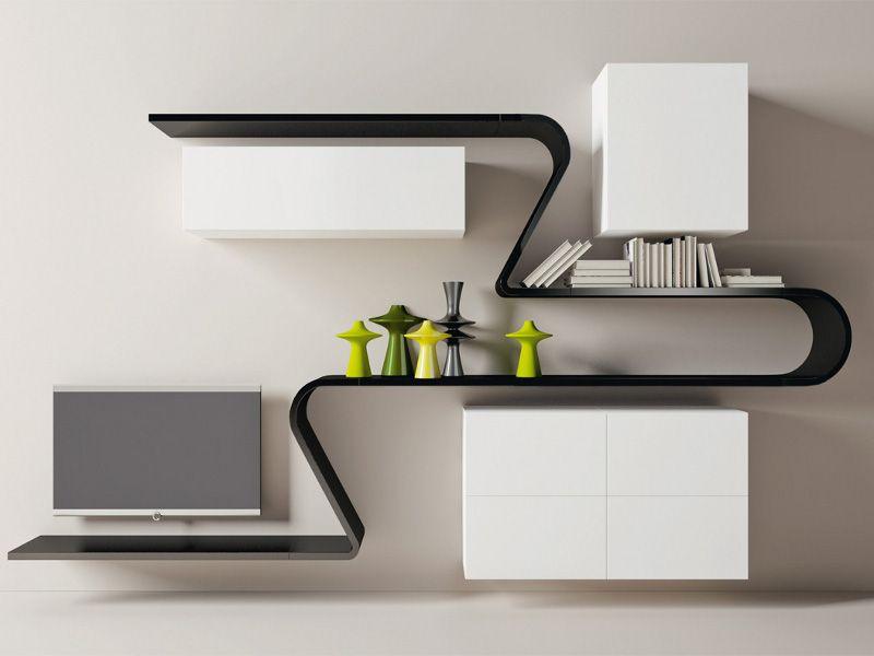 interior design shelves - 1000+ images about reative Bookshelves Designs on Pinterest ...