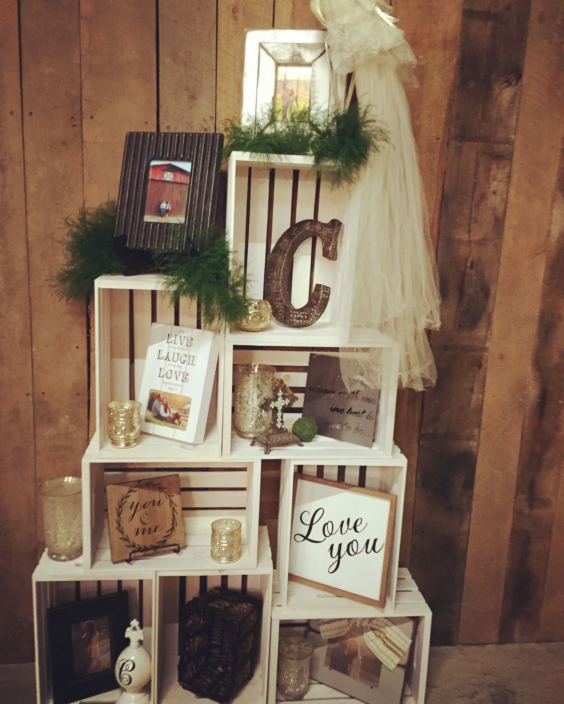 Barn Wedding Reception Decor: Reception Decor At Our Barn Wedding Venue In Alabama