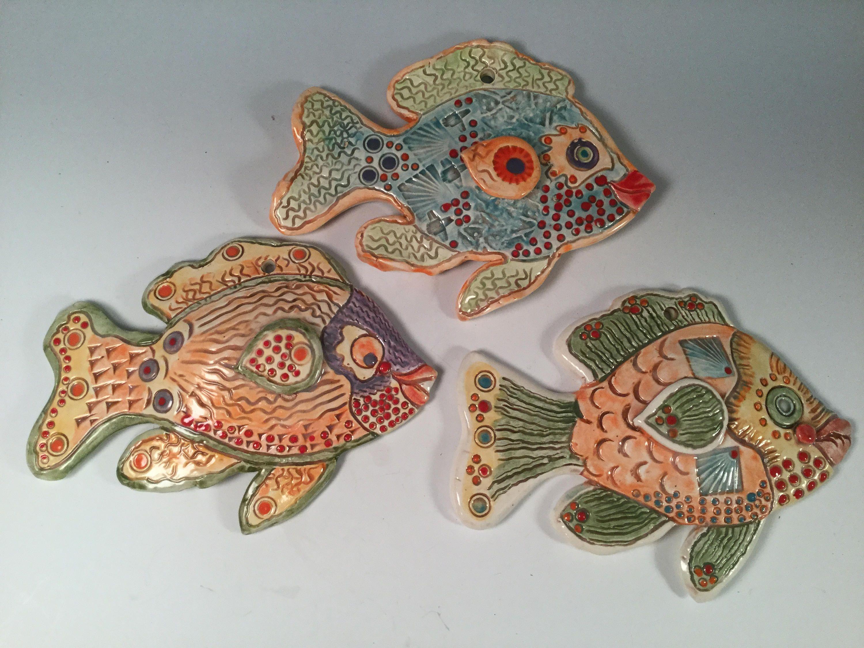 Decorative Tilefish Tilefish Artfish Pictureshandmade Tile - Beach themed ceramic tile