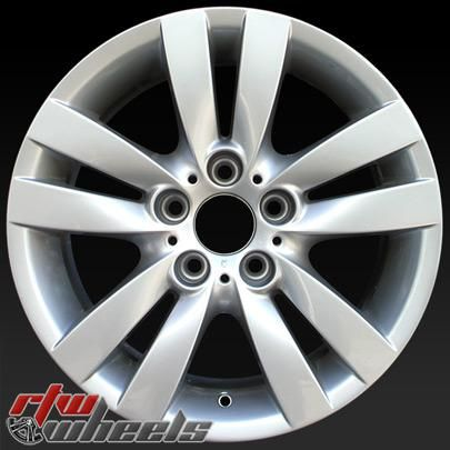 Bmw 3 Series Oem Wheels For Sale 2006 2013 17 Silver Rims 59585