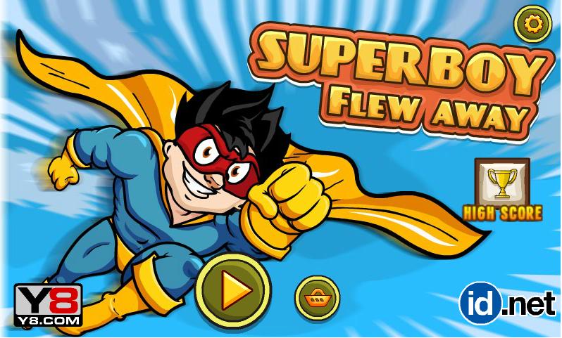 Superboy Flew Away Hacked