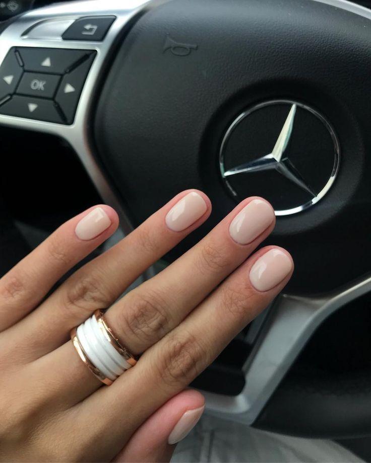 Photo of Natural nails, #beautifuljewelrynature #nails #natural