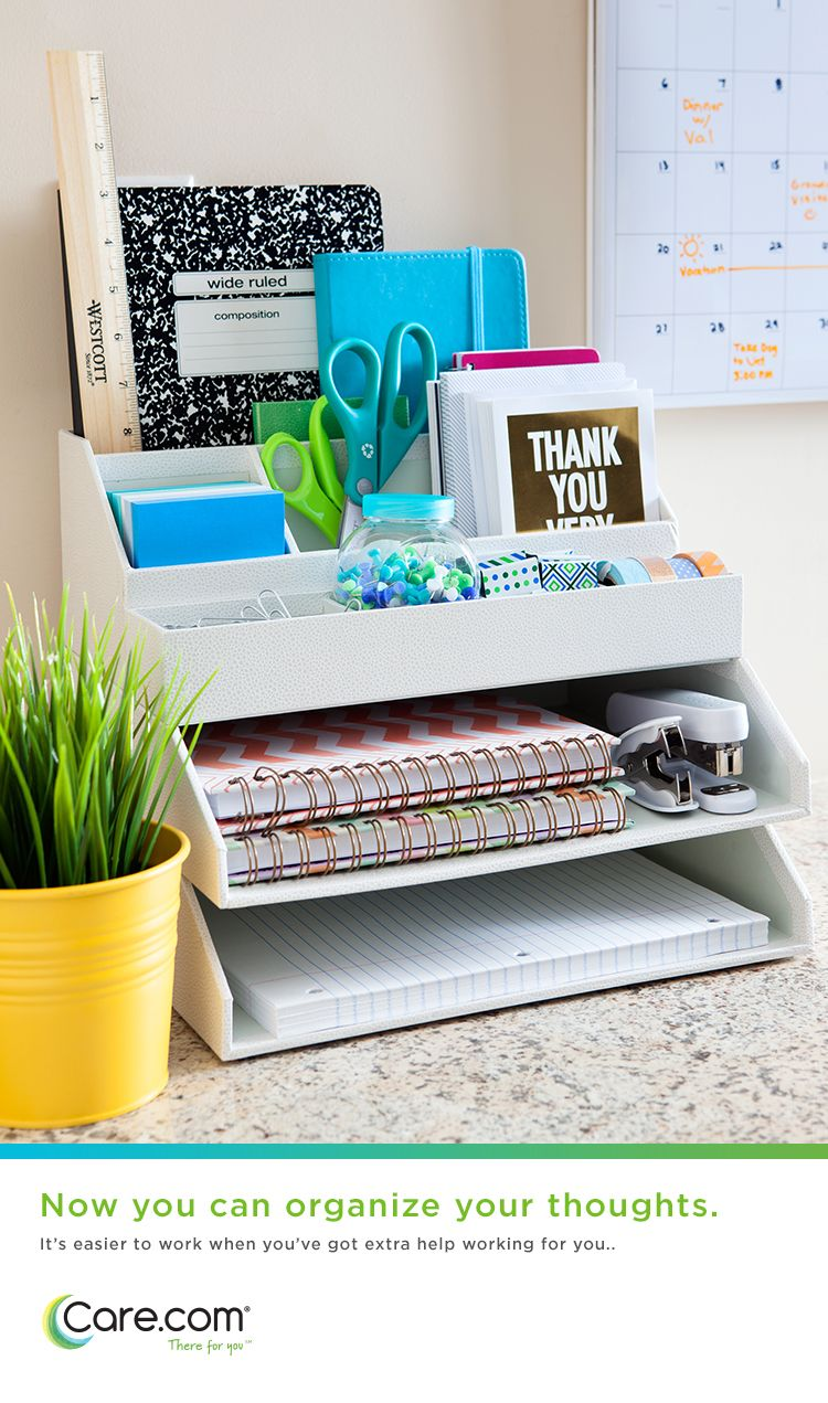 organize office desk. Keep Clutter Under Control Organize Office Desk F