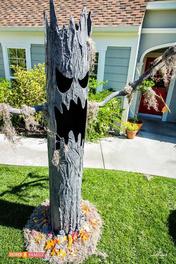 38 coole und günstige DIY-Halloween-Projekte lassen Ihre Gäste erschrecken - Neue Selbermachen #halloweendecorations