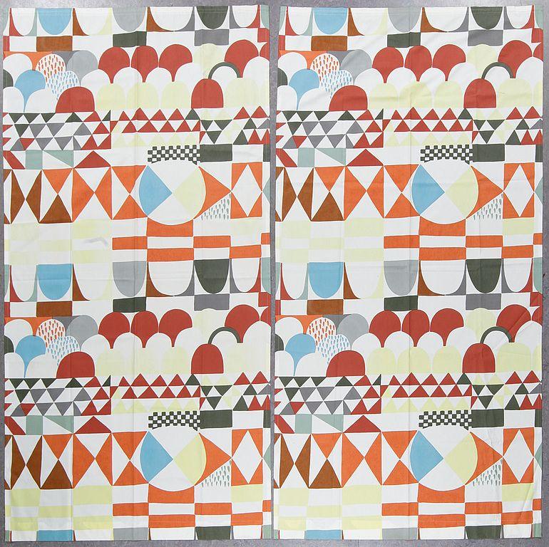 "Picture 1 - 364420. GARDINER, 2 st, ""Bows"", Josef Frank, Almedahls. – Bukowskis Market"