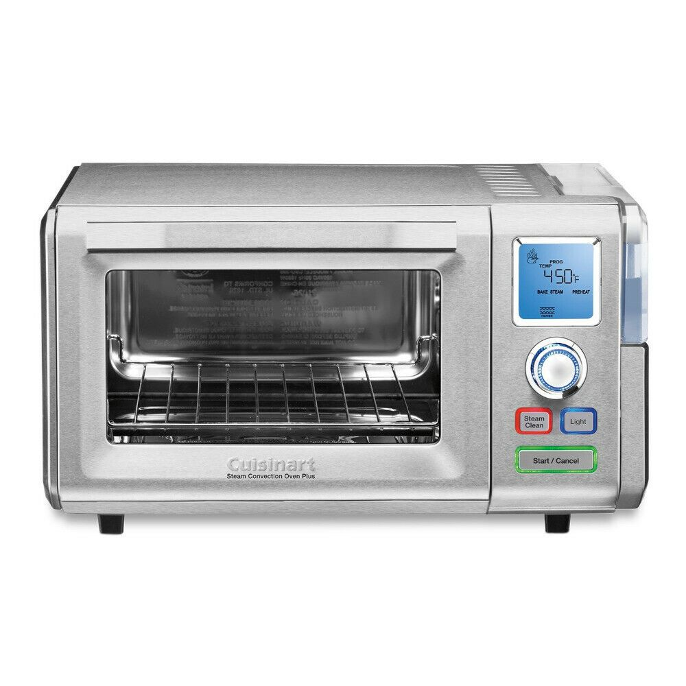 49 Off Cuisinart Cso 300n Combo Convection Steam Oven Stainless Steel Convection Toaster Oven Steam Oven Countertop Convection Oven