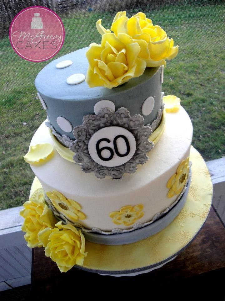 Two Tier Cake Ideas Birthday Cake For Women Simple Birthday
