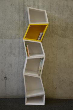 Junge Designer Möbel regal individuell stapelbar pidi design der junge