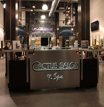 Reception Desk Wow Salon Name On Good Idea