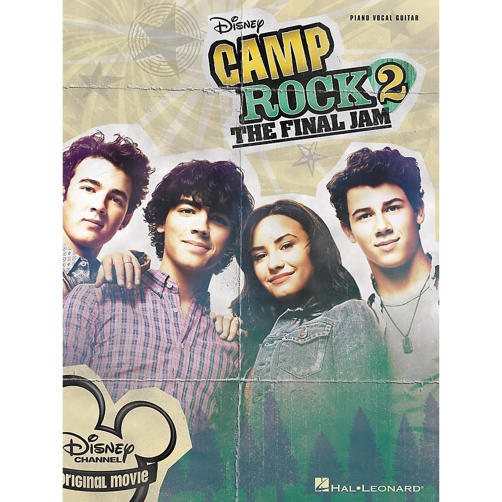 Hal Leonard Camp Rock 2 The Final Jam Pvg Songbook In 2021 Camp Rock Disney Channel Original Disney Channel