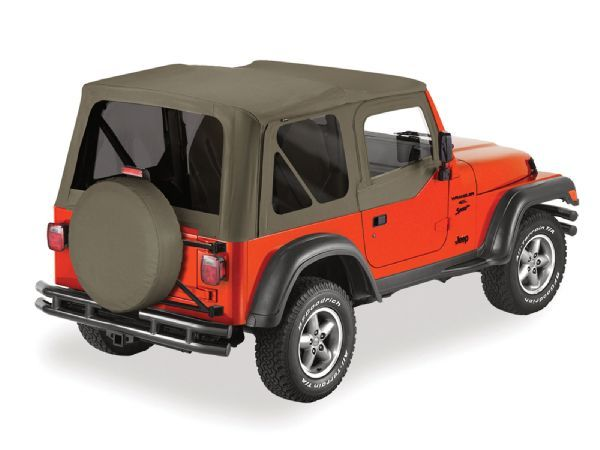 Awesome Jeep Wrangler Tj Weaknesses Fixes Factory Soft Top Photo 33657846