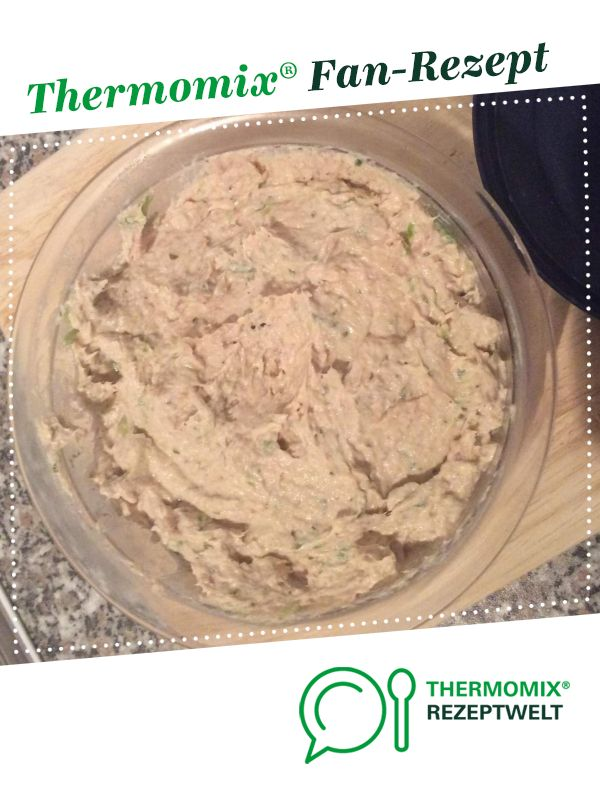 Photo of tuna creme
