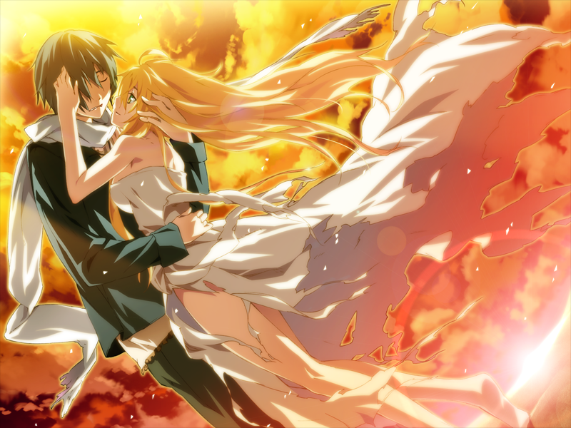 Dies Irae Acta Est Fabula Fujii Ren Marie Anime Oc Guys Manga