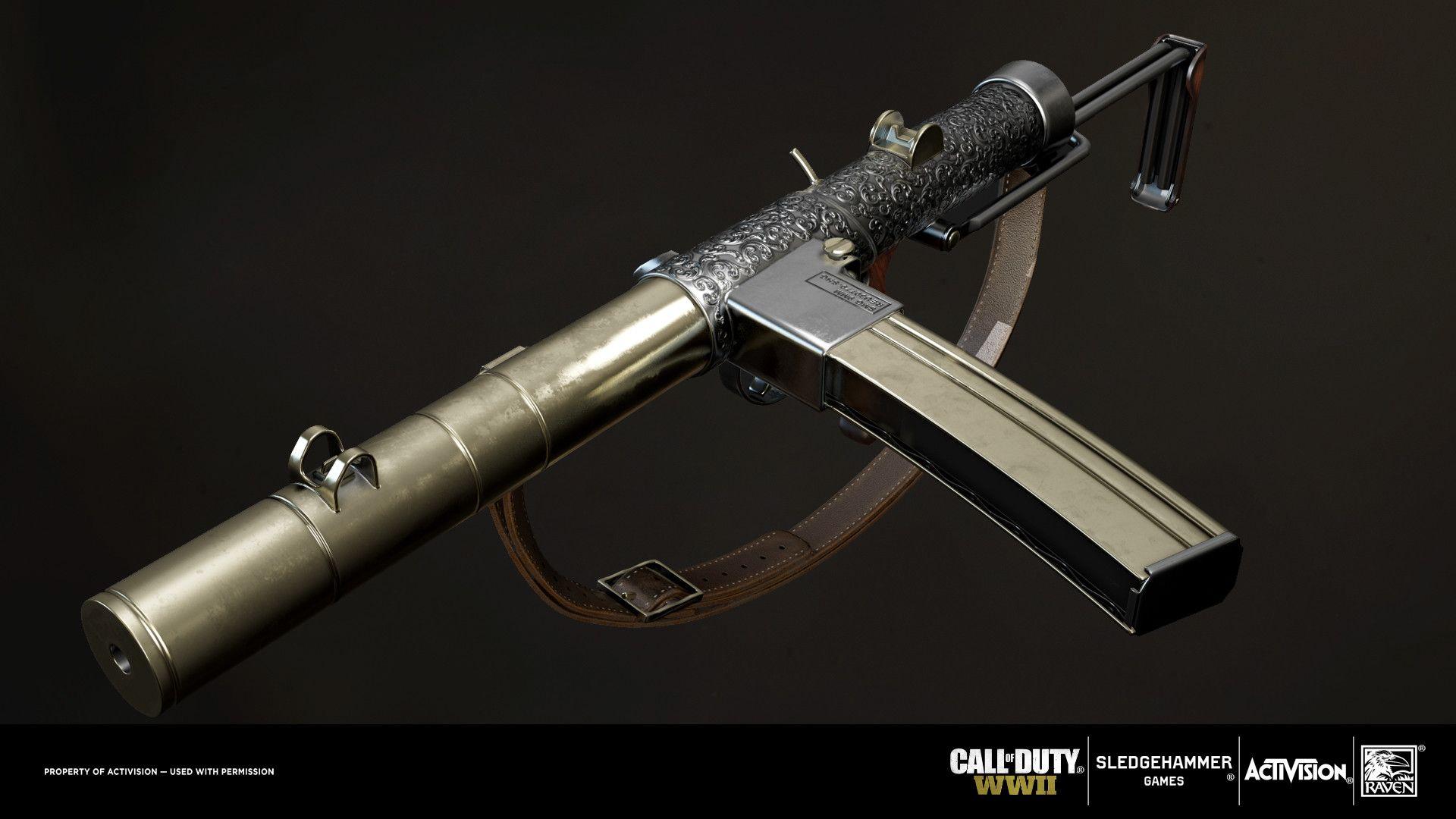 Artstation Call Of Duty World War 2 Fatal Elegance 2 Ryan Bullock Call Of Duty World World War Call Of Duty