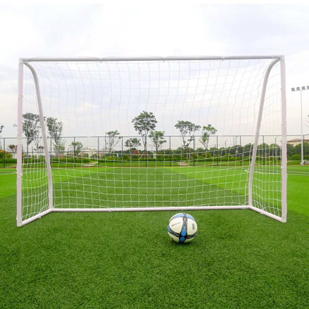 Us Portable Football Soccer Goal Post Net Outdoor Sports Training Practice Match Ebay Link Soccer Goal Portable Soccer Goals Soccer