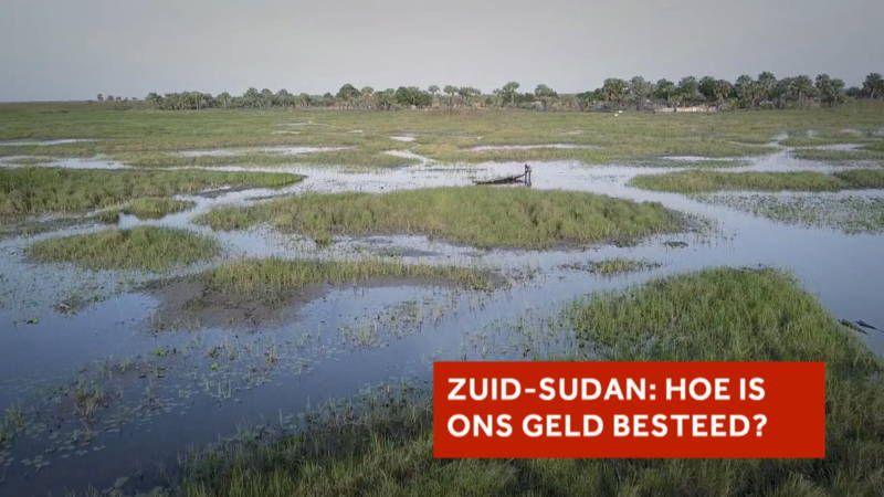 Hier werden onze Giro555-miljoenen voor Zuid-Sudan aan besteed | NOS