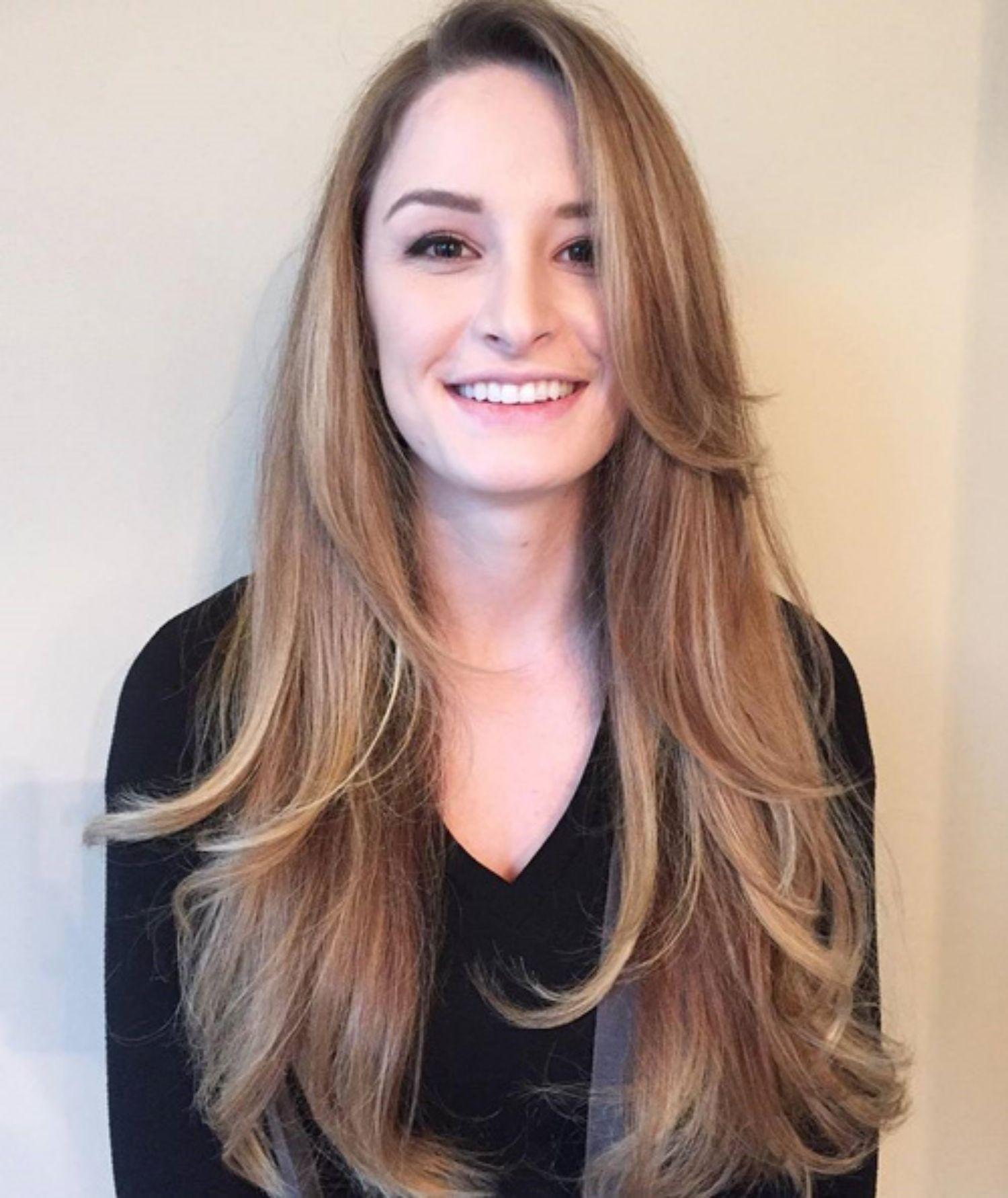80 Cute Layered Hairstyles And Cuts For Long Hair In 2018 New Hair