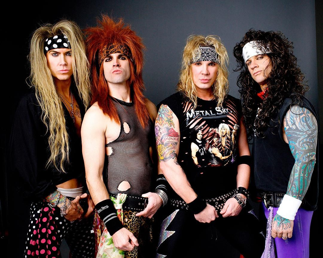 Motley Crew Steel panther, Panther pictures, Panther