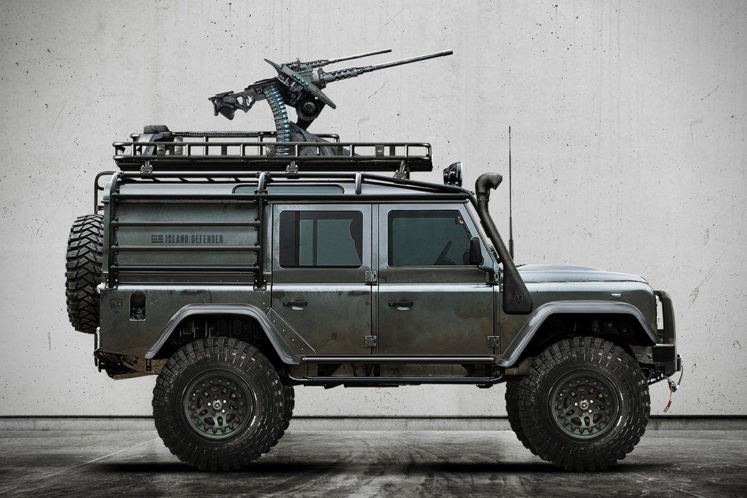 Land Rover Defender 110 'Predator' Land rover defender