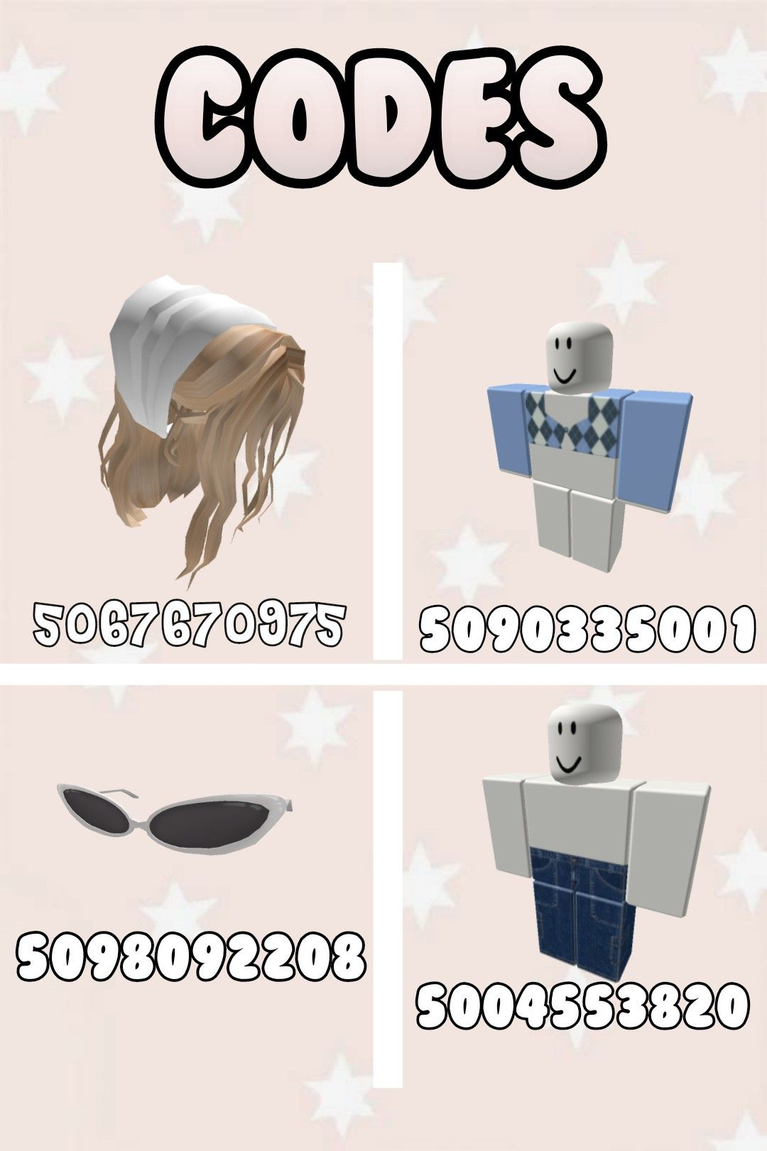 Roblox Codes In 2020 Roblox Codes Coding Roblox Pictures