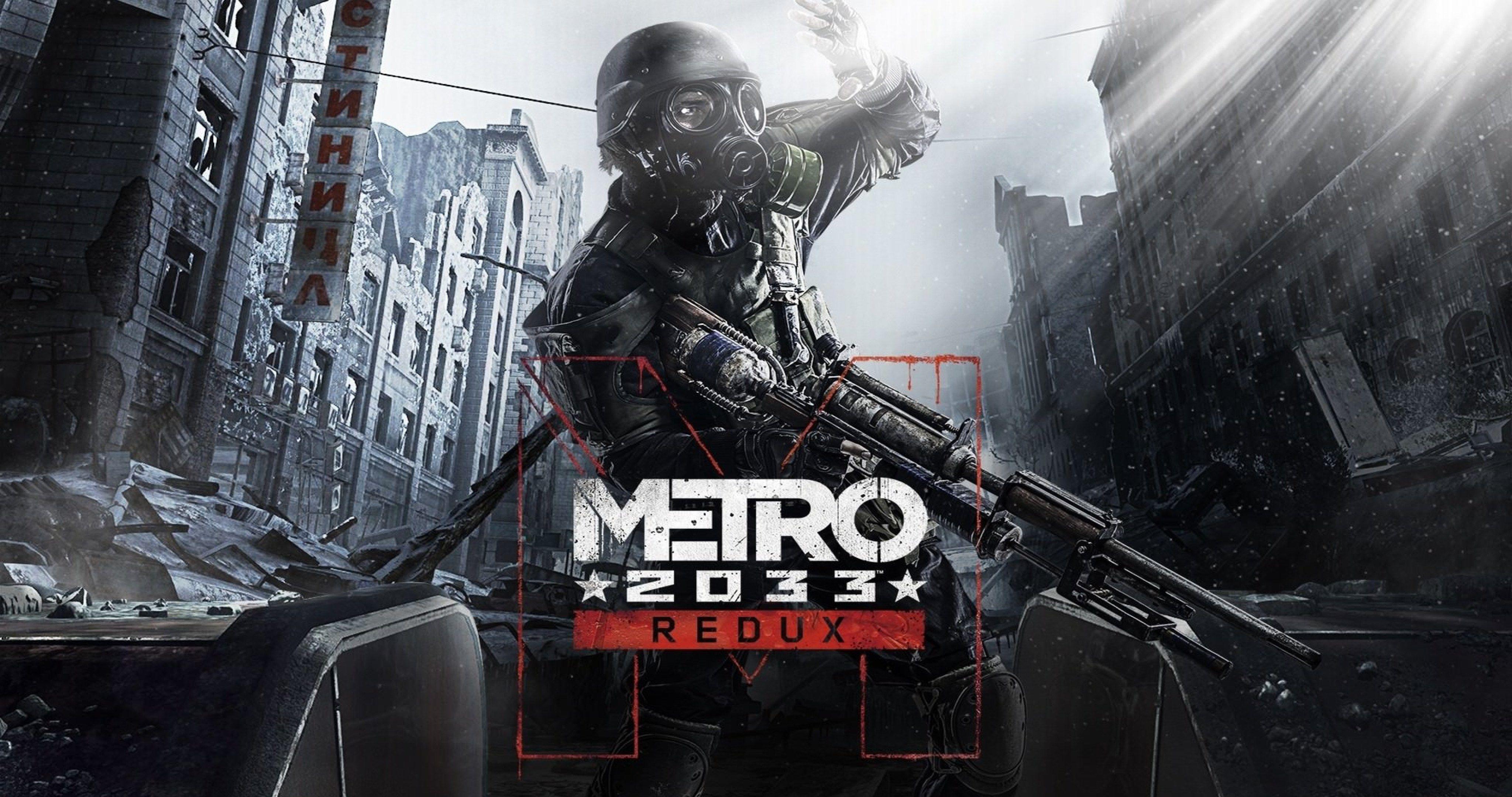 metro 2033 redux 4k ultra hd wallpaper | ololoshenka | pinterest