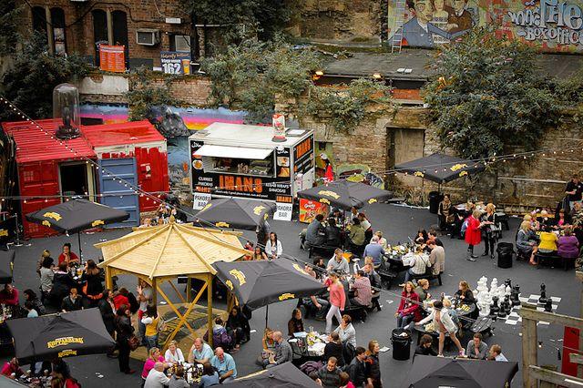 Edinburgh Festival Beer Garden In 2020 Beer Garden Edinburgh