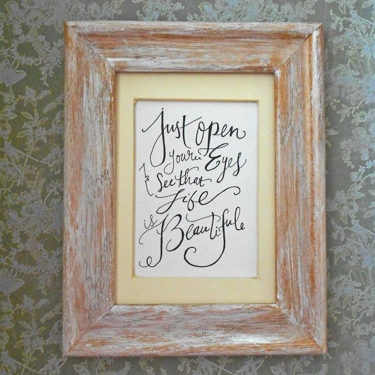 cute framed quotes