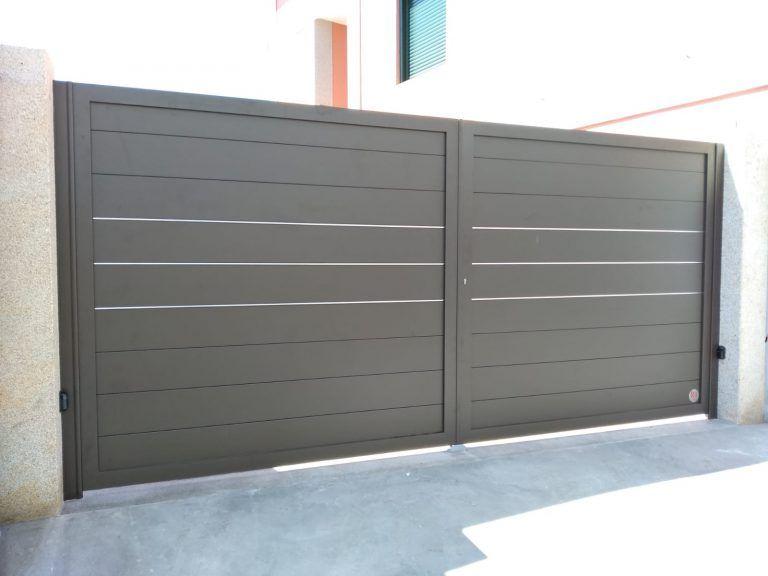 16 Ideas De Portones Puertas De Garage Puertas De Garage Modernas Puertas De Garaje