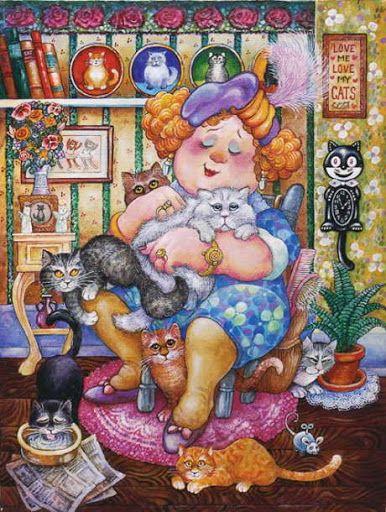 'Cat Lady'