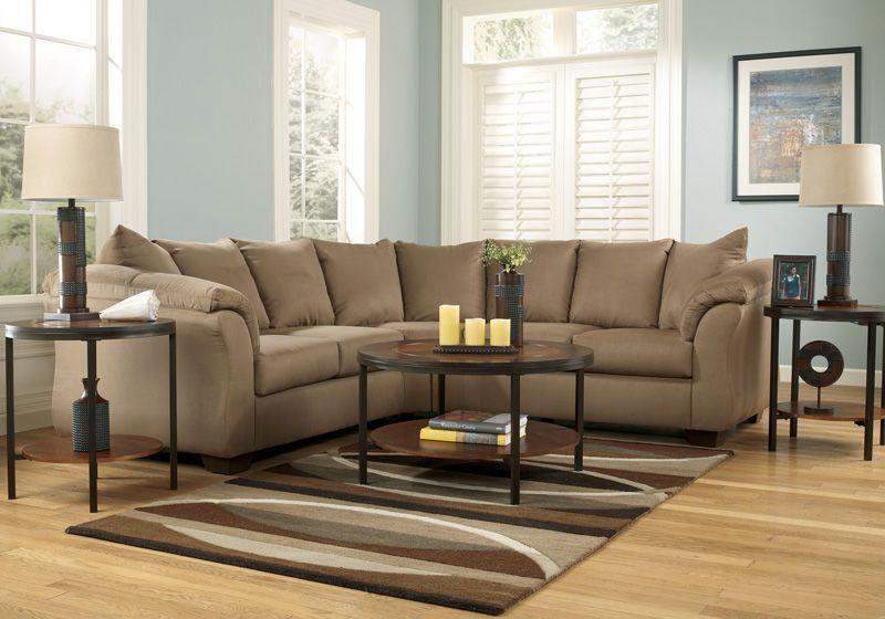 John V. Schultz Furniture U0026 Mattress   Shop Ashley   2 PIECE SECTIONAL