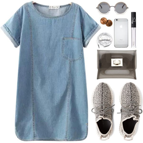 new concept 63020 003bb SPOTLIGHT  ADIDAS Yeezy Boost 350 by Kayne West by goldiloxx on Polyvore  featuring polyvore fashion style Chicnova Fashion CC SKYE The Row NARS  Cosmetics ...