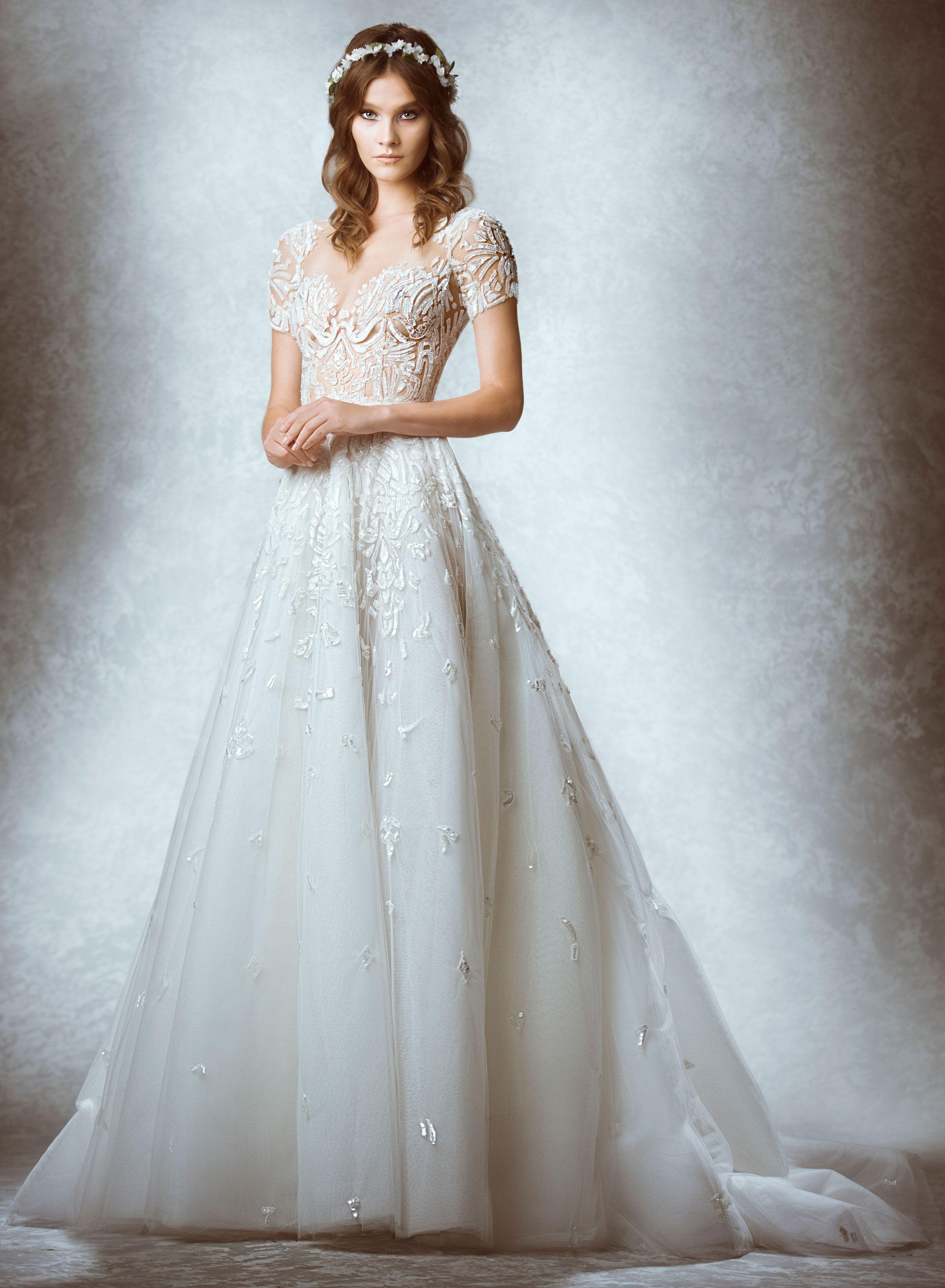ZUHAIR MURAD | Dream Job: Bridals by Tammy | Pinterest | Vestidos ...