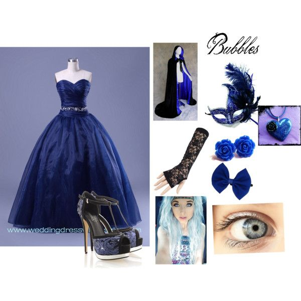 Bubbles Masquerade Ball Outfit - Polyvore | | Pinterest | Masquerade ball Masquerades and ...
