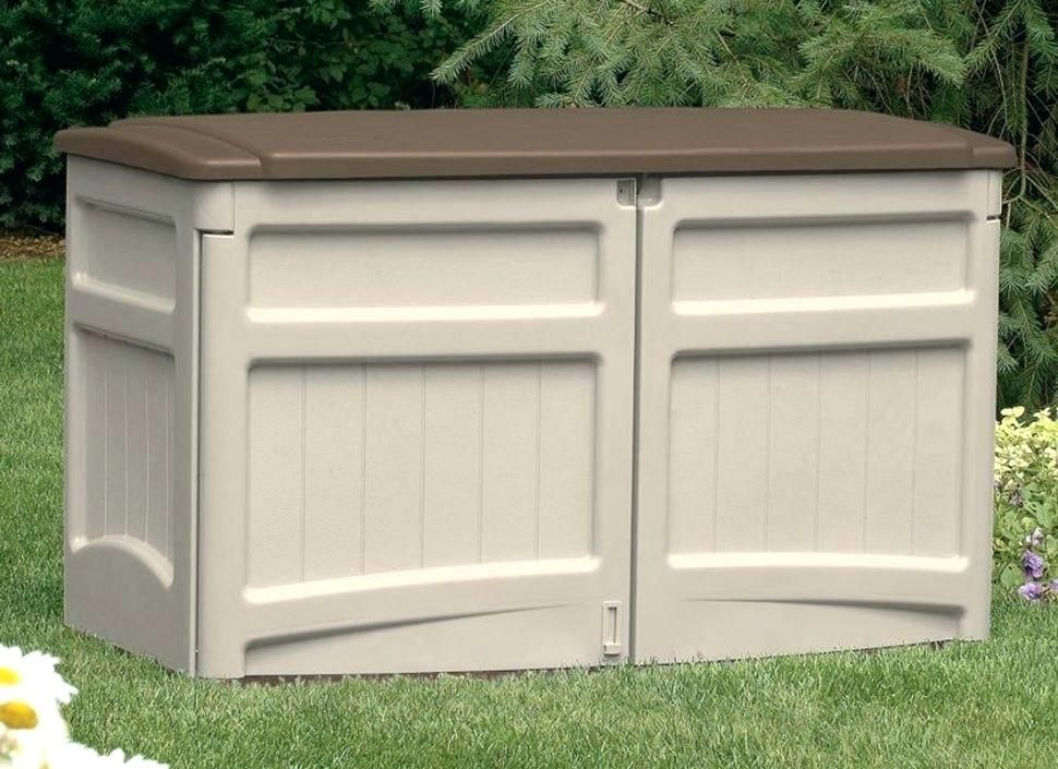 Outside Storage Sheds Ideas Plastic Outdoor Storage Outdoor