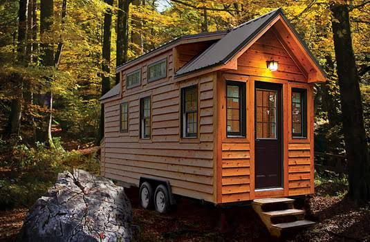 Build Your Own House On Wheels