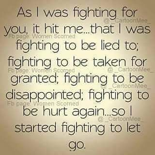 """Chris Etzel on Instagram: """"This hits home perfectly! I'm not fighting to let go anymore, thank goodness! The last 2 relationships though, SMH. #movingon #lifegoeson…"""""""