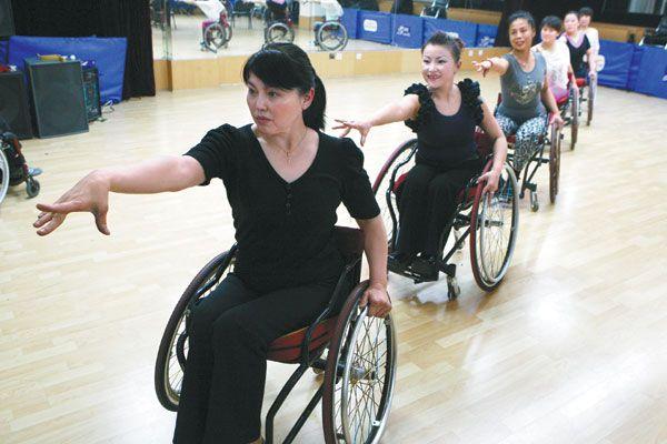 The Freedom Of Dance 1 Chinadaily Com Cn Senior Fitness Salsa Dance Classes Dance Training