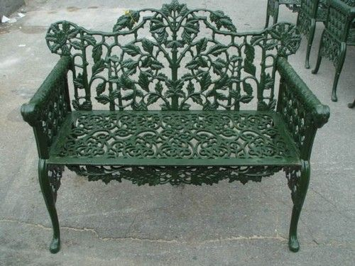 Would Look Great With A Variety Of Garden Styles And Is Small Enough For A Terrace Garden Bench Bench Victorian Gardens