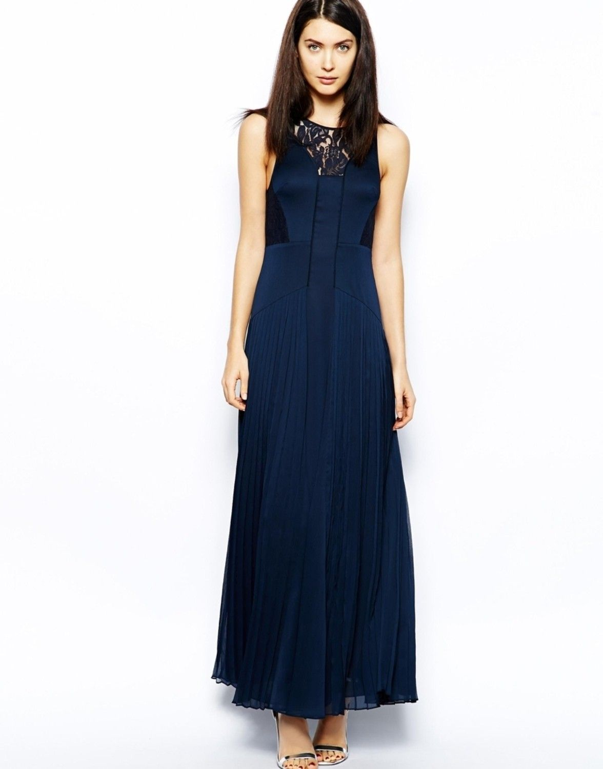Innovative  Dress For Women  Women39s BlueMulti Maxi Dresses Online In India