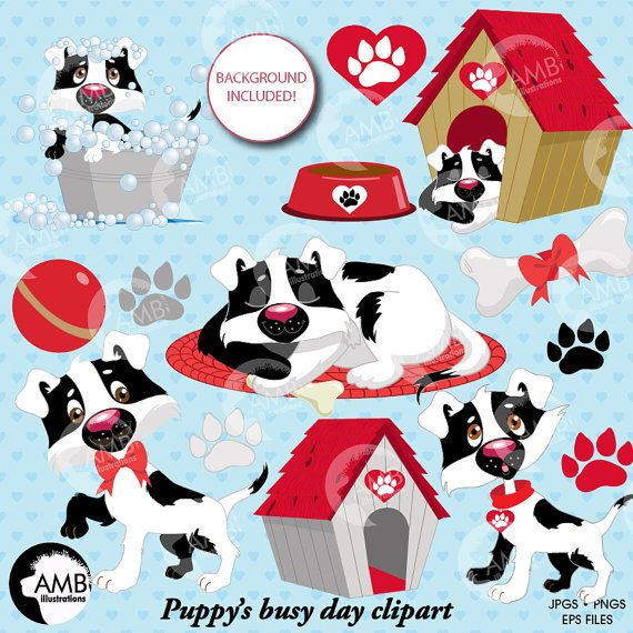 Puppy Dog Clipart Dog Clip Art Puppy Clip Art Animal Clipart