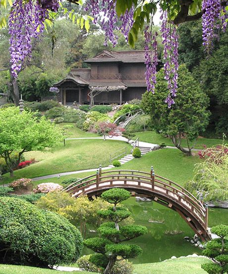 Where To Relax In L A Japanese Garden Relaxing Places Places