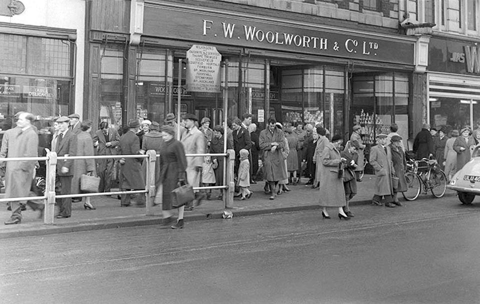 Woolworths, High Street, StocktononTees in 2020