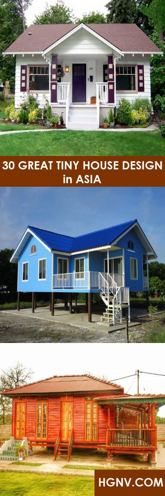 30 Best Tiny House Design Asian Style Tiny House Design Best