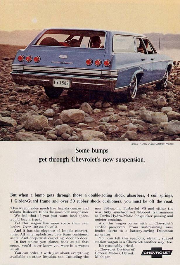 1965 Chevrolet Impala Stationwagon