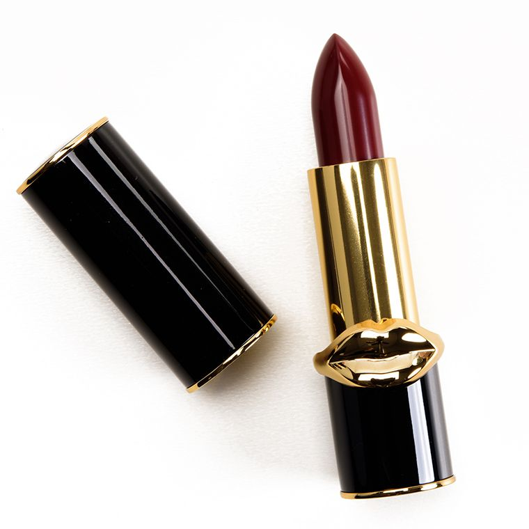 Pat McGrath 35MM, Sedition, McGrath Muse LuxeTrance Lipsticks Reviews,  Photos, Swatches