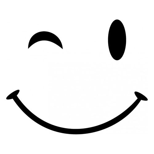 happy face template smiley face behavior chart template images
