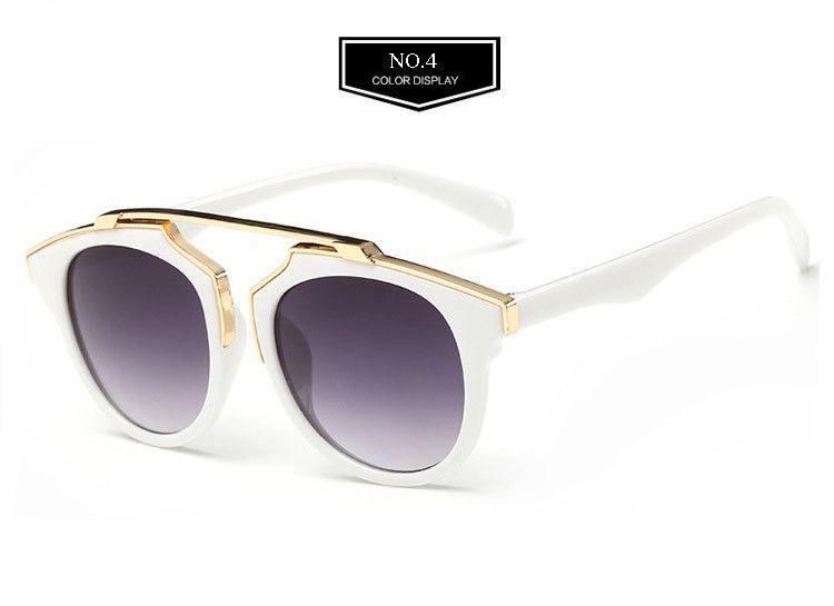 Fashion Cat Eye Vintage Sunglasses