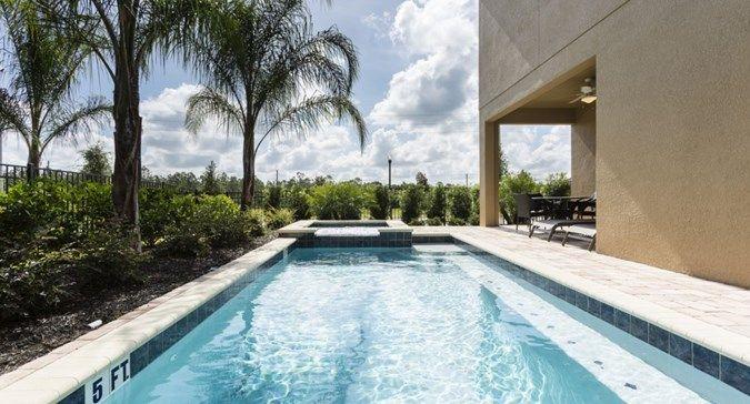 7 Bedroom Villas in Florida (ENC144) Villa in Orlando